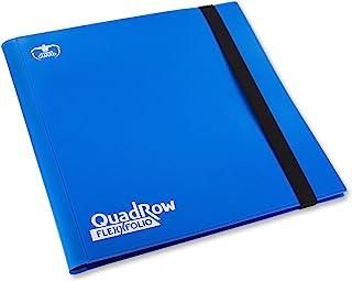 Ultimate Guard QuadRow 12-Pocket FlexXFolio Blue Card Game