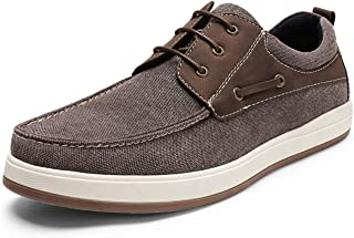 Bruno Marc Men's Boat Shoe Lace Up Casual Loafer Oxford Dress Sneakers