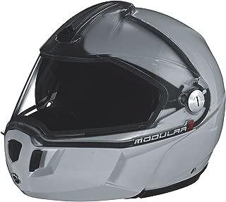 Ski-doo Modular 3 Snowmobiling Helmet- 4479631209 (X-LARGE, GRAY)