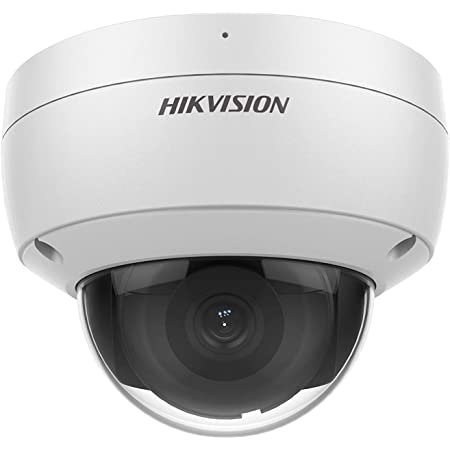 Hikvision Ds 2cd2126g2 I 2 8mm Ip Dome Überwachungskamera Mit Fehlalarmfilter Acusense Baumarkt