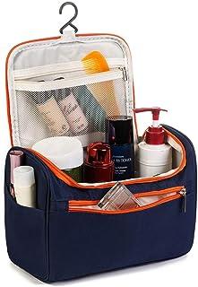 SIFREYA Multifunctional Travel Bag Extra Large Makeup Organiser Cosmetic Case Household Grooming Kit Storage Travel Kit Pa...