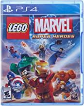 Lego Marvel Super Heroes by Lego - PlayStation 4