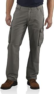 カーハート ボトムス カジュアル Carhartt Men's Rugged Cargo Pants Gravel [並行輸入品]