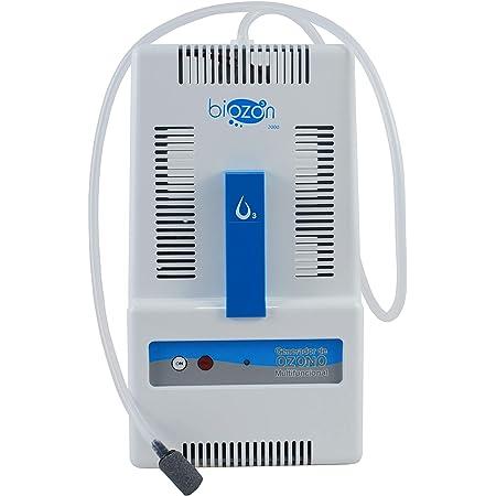 Biozon 3 Litros - Generador De Ozono Para Agua
