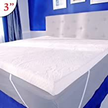 MyPillow Three-inch Mattress Bed Topper (Queen)
