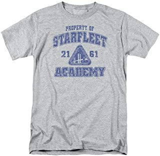 Popfunk Star Trek Distressed Starfleet Academy T Shirt