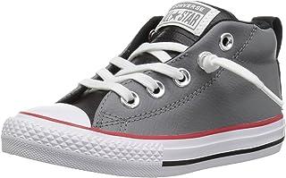1f46673f8ed728 Converse Kids  Chuck Taylor All Star Street Leather Mid Sneaker