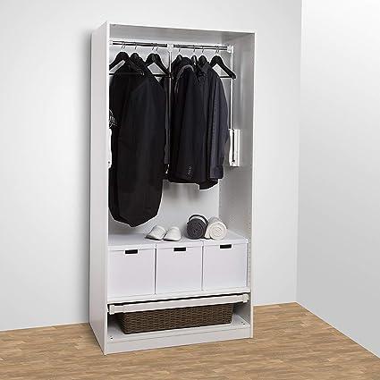 Kleiderstange 962mm für Schränke von Ruch-Steffen