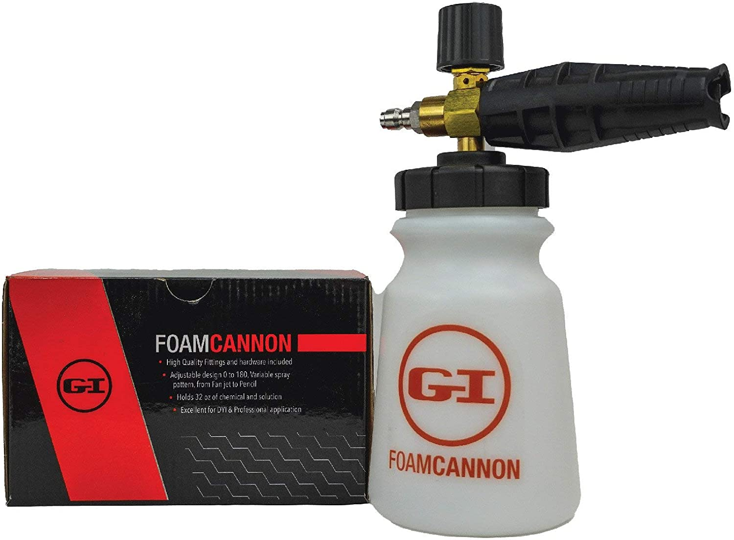 Gloss It Foam Cannon Cheap super special price Car Detailing Washer Pressure Wash Max 70% OFF