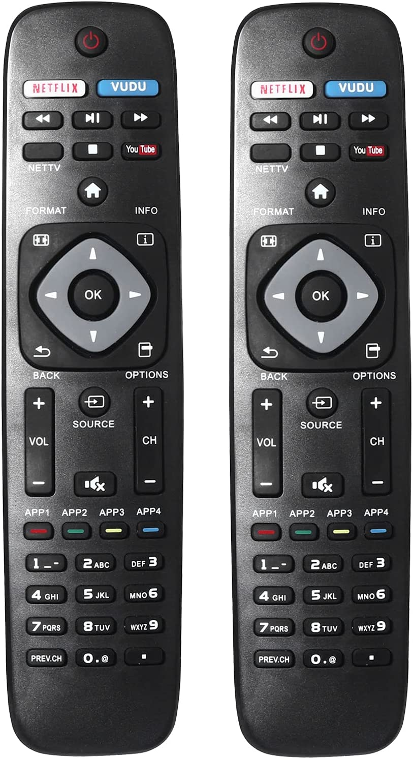 New 2 Packs Universal Remote 35% At the price of surprise OFF for Repla TV Philips Control