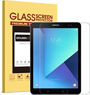 SPARIN Galaxy Tab S3 / Galaxy Tab S2 9.7 Screen Protector – S Pen Compatible /..