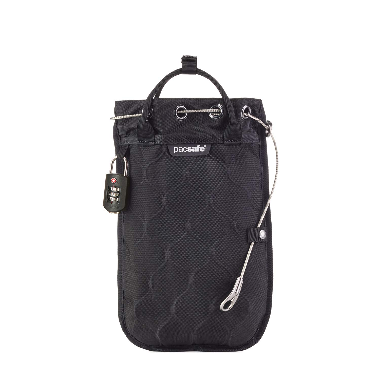 PacSafe Travelsafe Anti Theft Portable Safe Black