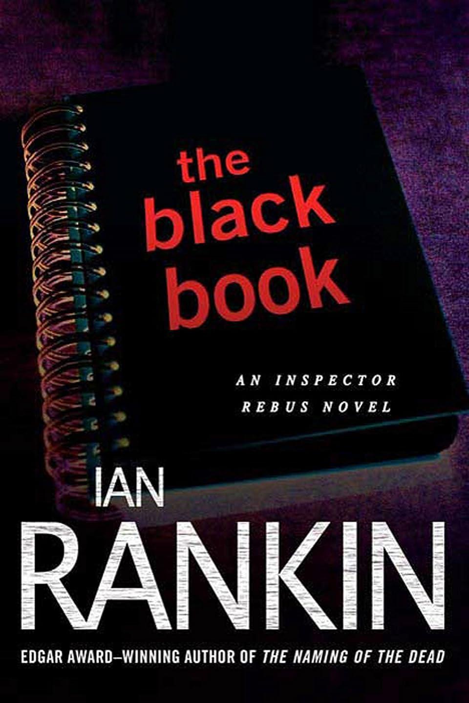 進む人差し指解放するThe Black Book (Inspector Rebus Novels)