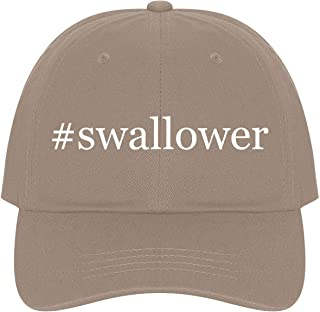 The Town Butler #Swallower - A Nice Comfortable Adjustable Hashtag Dad Hat Cap