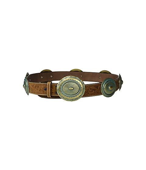 Ariat Embossed Large Concho Belt