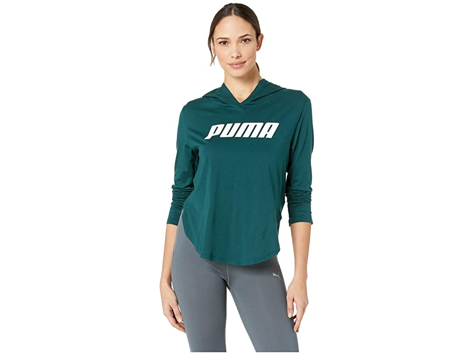 PUMA Modern Sports Light Cover-Up (Ponderosa Pine) Women