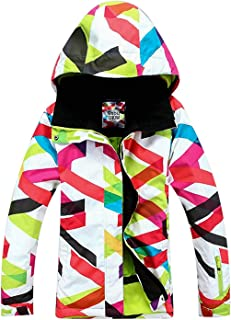 APTRO Women's Waterproof Windproof Ski Jacket Snowboard Coat Mountain Rain Jacket