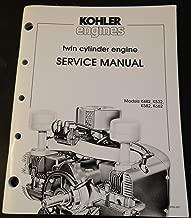 kohler k582 service manual