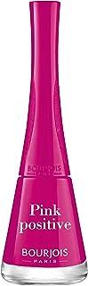 Bourjois 1 Seconde Nail Polish 12 Pink positive. 9 ml - 0.30 fl oz