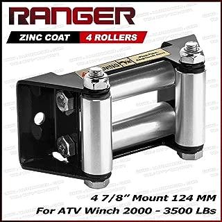 Ranger ATV Winch Roller Fairlead 4 7/8
