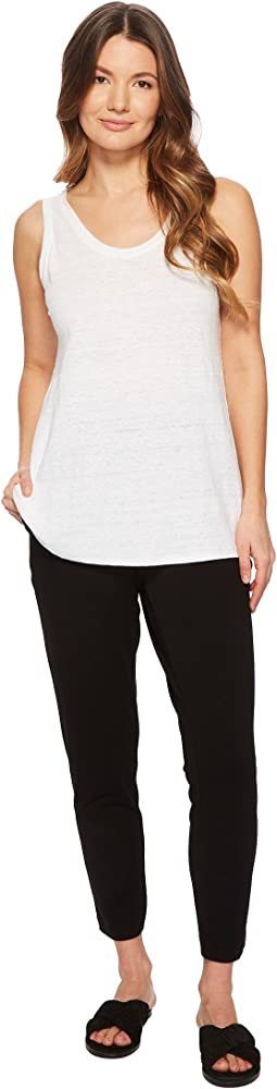 Eileen Fisher - U-Neck Long Tank Top