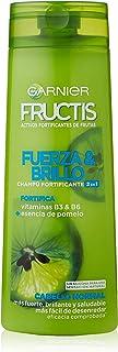Garnier Fructis Shampoo Shampoo Robustezza E Brillantezza 2 In 1-360 Ml