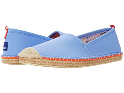 Sea Star Beachwear Beachcomber Espadrille Water Shoe (Trefle Baja Blue) Women