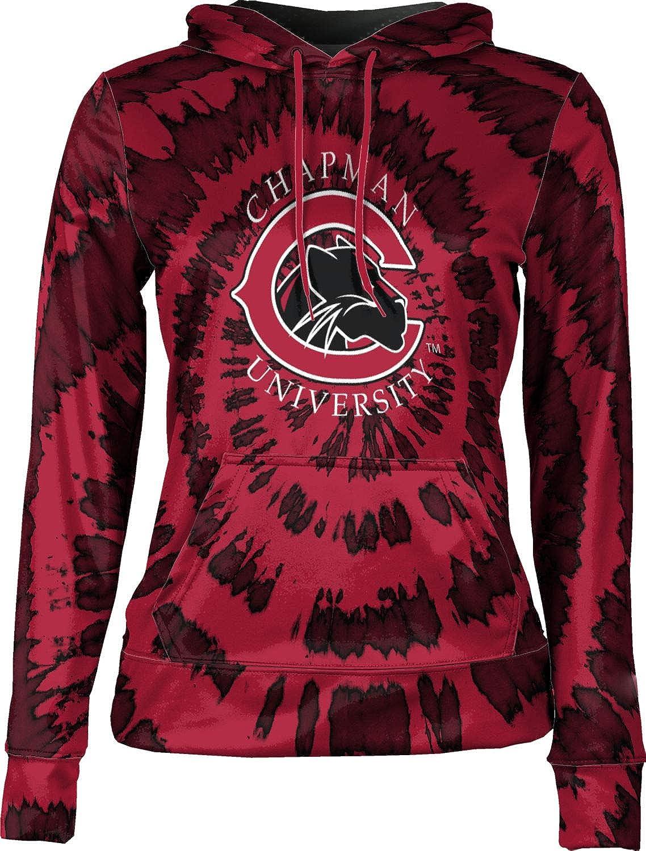 ProSphere Chapman University Girls' Pullover Hoodie, School Spirit Sweatshirt (Tie Dye)