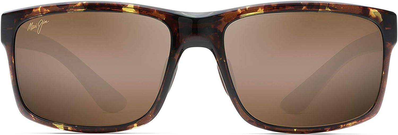 Maui Jim Pokowai Arch Rectangular Sunglasses