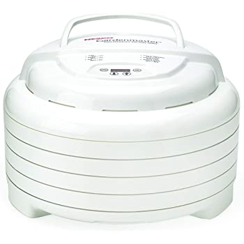 Nesco Gardenmaster Food dehydrator, White