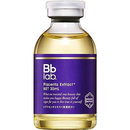 ビービーラボラトリーズ 水溶性プラセンタエキス原液 美容液 クリア 30ミリリットル (x 1)