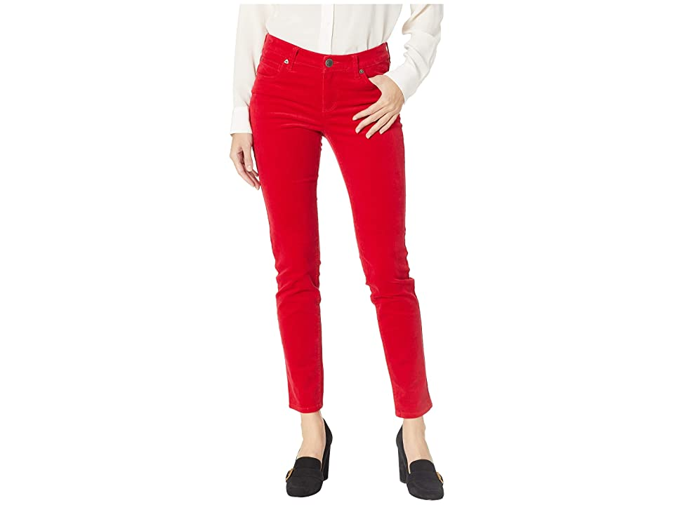 KUT from the Kloth Diana Skinny Jeans in Red (Red) Women