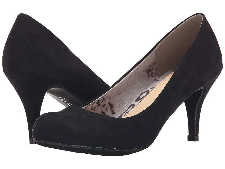CL By Laundry Nanette (Black Super Suede) Women