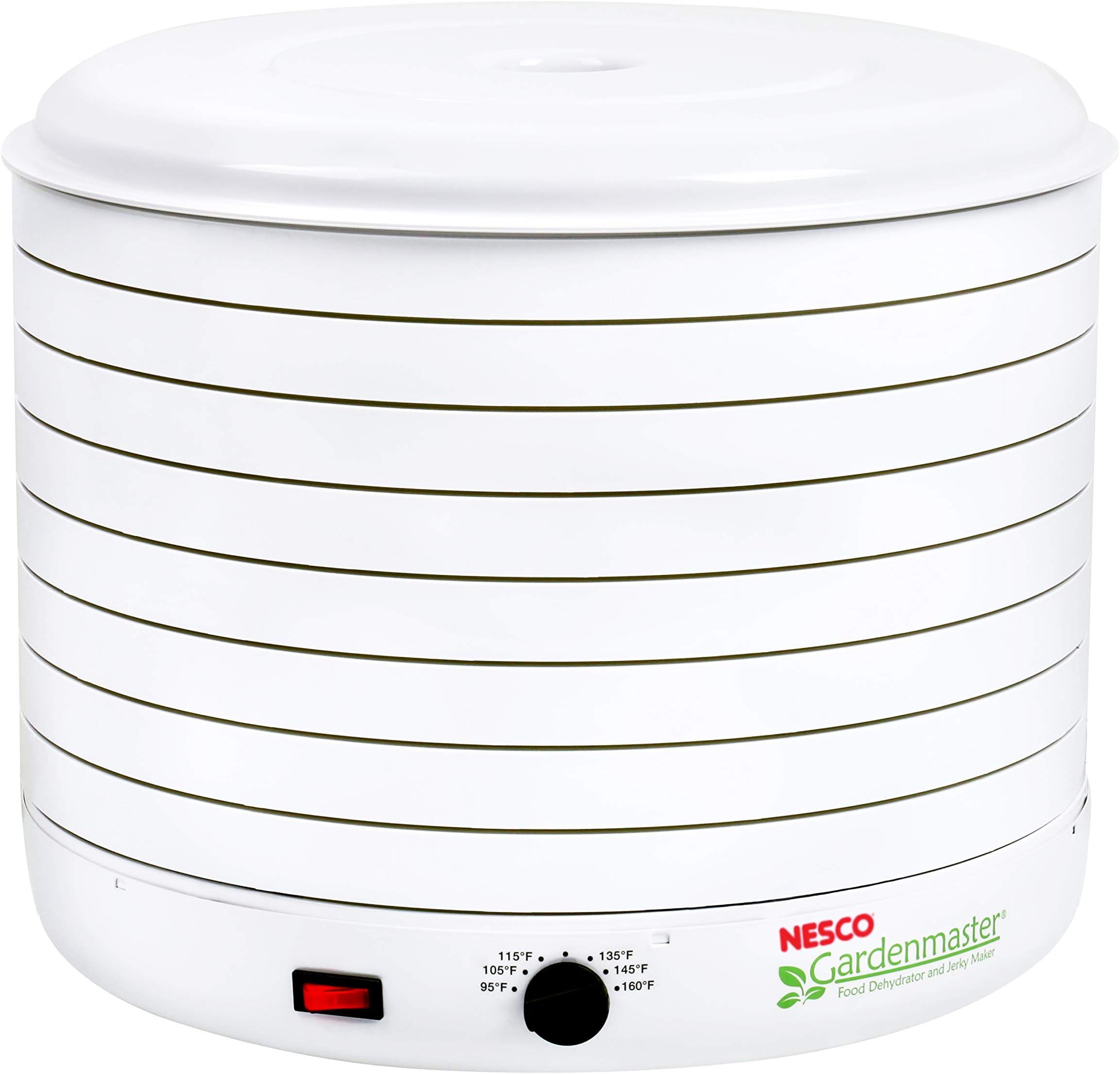 NESCO Gardenmaster Pro Dehydrator, FD-1018A, White