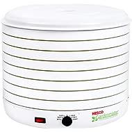 NESCO FD-1018A, Gardenmaster... NESCO FD-1018A, Gardenmaster Food Dehydrator, White, 1000 watts