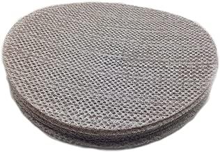 Sungold Abrasives 91-505-004 Fine Grit Assortment-5 Each of 320, 400, 600 & 800 Trinet Hook & Loop Mesh Sanding Discs, 5