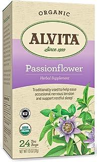 Alvita - Organic Passionflower Tea - 24 Tea Bags