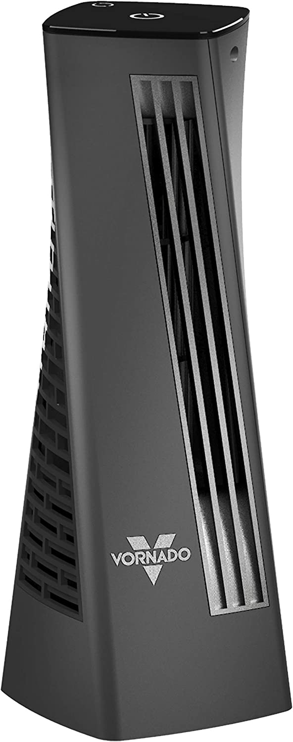 Vornado New product!! shop HELIX2 Personal Tower Fan Illumin Speed Settings 3 with