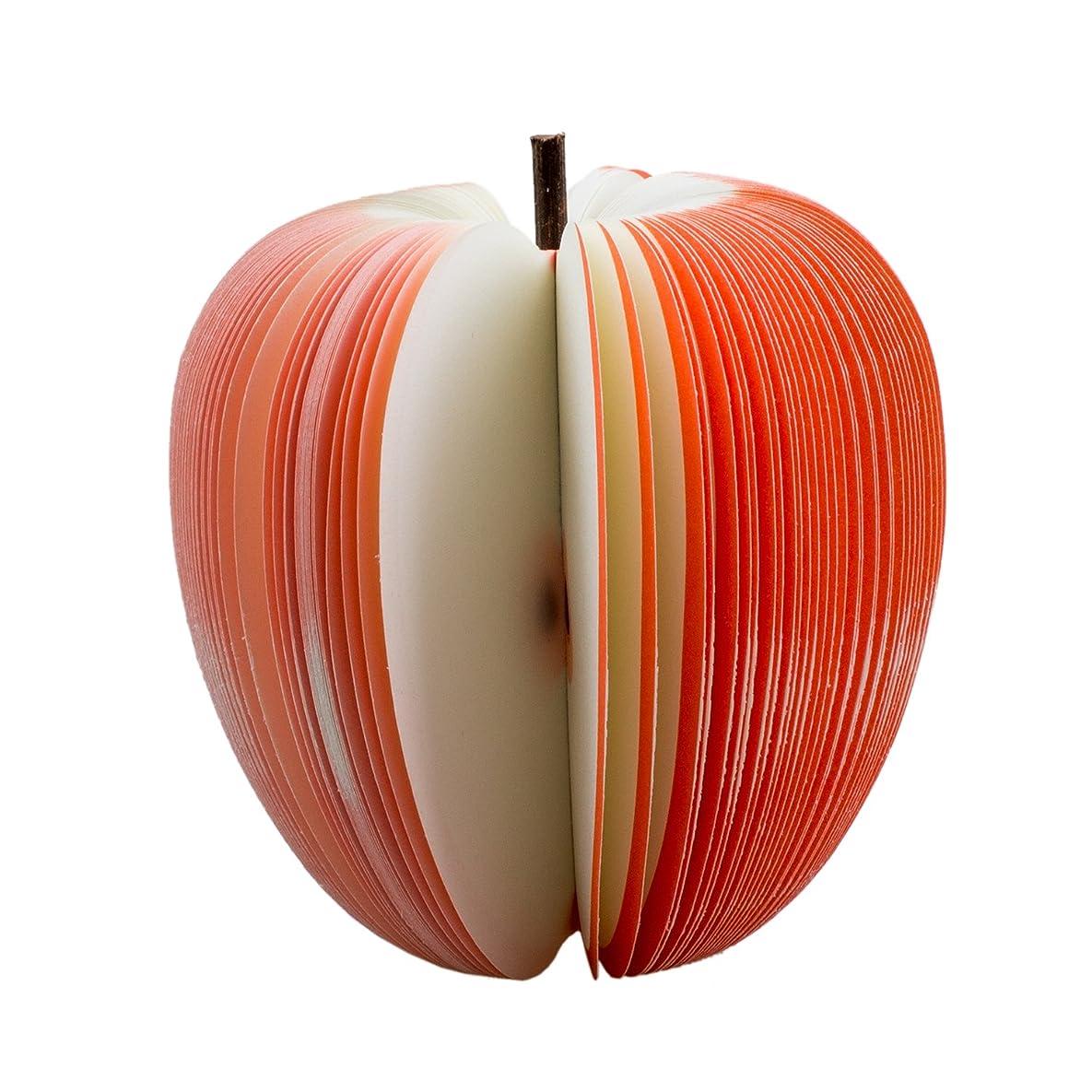 刑務所過度に完璧なSODIAL(R) 赤いリンゴ果実オーガナイザーメモ帳メモ帳紙のギフト