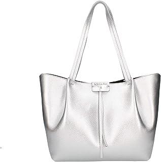 PATRIZIA PEPE Borsa Shopper Tasche Leder 31 cm
