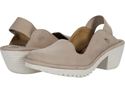 FLY LONDON WHIT295FLY (Concrete Cupido) Women