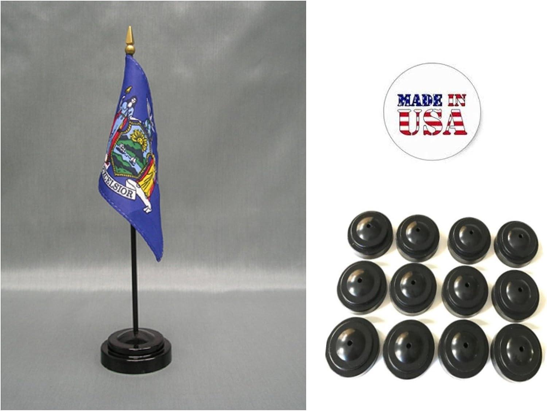 Made in Tulsa Mall the USA Box of 12 New Desk York Miniature 100% quality warranty! Tabl 4