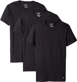 Slim Fit 3-Pack Crew T-Shirt