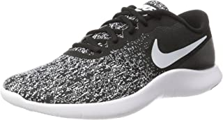 Nike Men's Flex Contact Black/White Running Shoe 12 Men US