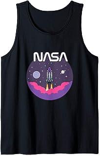 Astronomy NASA Retro Vintage Space Shuttle Débardeur