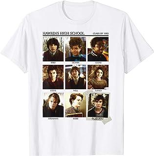 Stranger Things Day Hawkins High School Yearbook T-Shirt