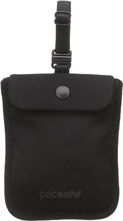 Pacsafe Pacsafe Coversafe S25 Anti-Theft Secret Bra Pouch, Black (Black) - 10121