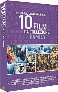 Il Meglio di Warner Bros - 10 Film da Collezione Family (Cofanetto - 10 Blu-Ray) [Italia] [Blu-ray]