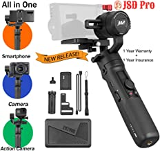 JSD Pro Zhiyun Crane M2 - All in One -3 Axis Gimbal for Camera, Action Camera & Smartphone