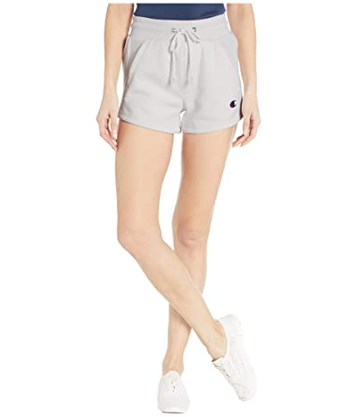 Champion Reverse Weave(r) Shorts (White) Women